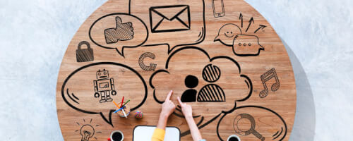 Soziale Netzwerke in Unternehmen