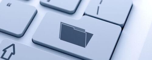 Digitale Projektakte: Finden statt Suchen!