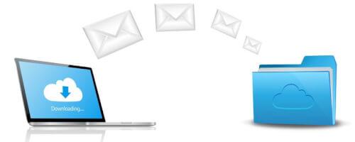 E-Mails dort, wo sie hingehören
