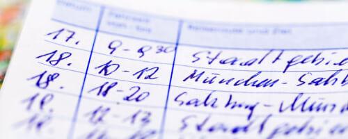Reisekosten schnell erfassen und bearbeiten