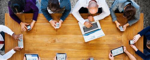 Portallösungen für Unternehmen