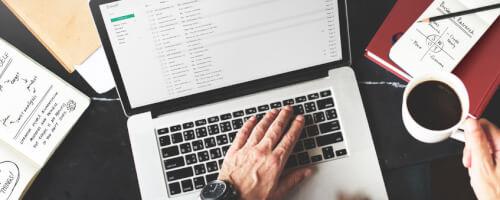 E-Mails automatisch archivieren