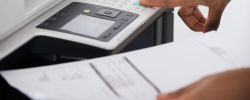 Beispiel: Eingansgrechnungen scannen