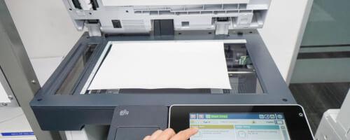 Die richtige Lösung zum Scannen von Dokumenten