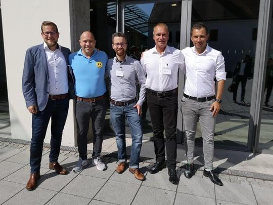 Digitalisierer: Netgo, Sam Now und CONTENiT Mitglieder in Fürstenfeldbrucl