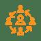 Personalabteilung-orange