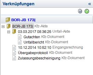 Die digitale KFZ-Akte im Dokumentenmanagement System d.3ecm