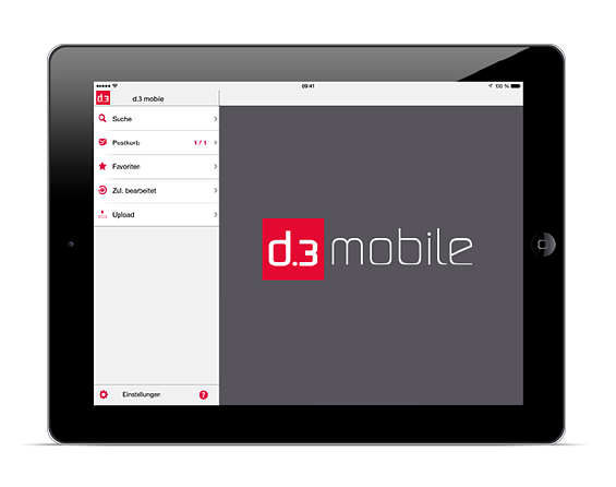 Mobiles DMS mit d.3one oder d.3 mobile