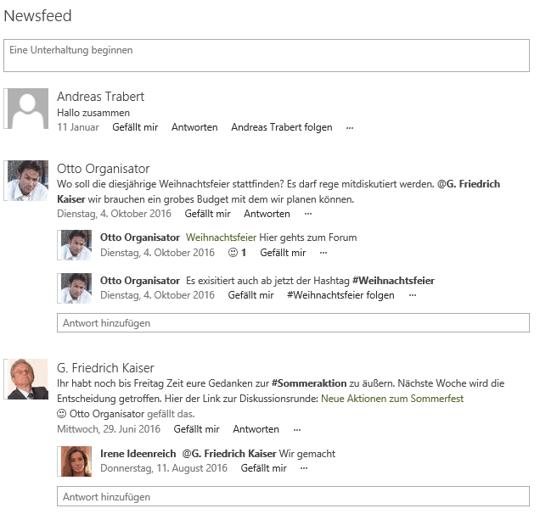 SharePoint als unternehmensübergreifende Informations- und Arbeitsplattform
