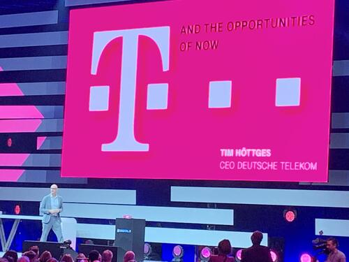 Keynote vonTim Höttges