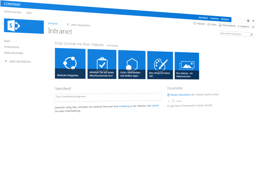 Innovative SharePoint-Lösungen