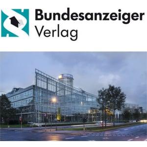 Bundesanzeiger Logo und Gebäude