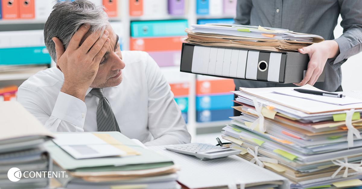 3 Zeitfresser beim täglichen Dokumentenmanagement