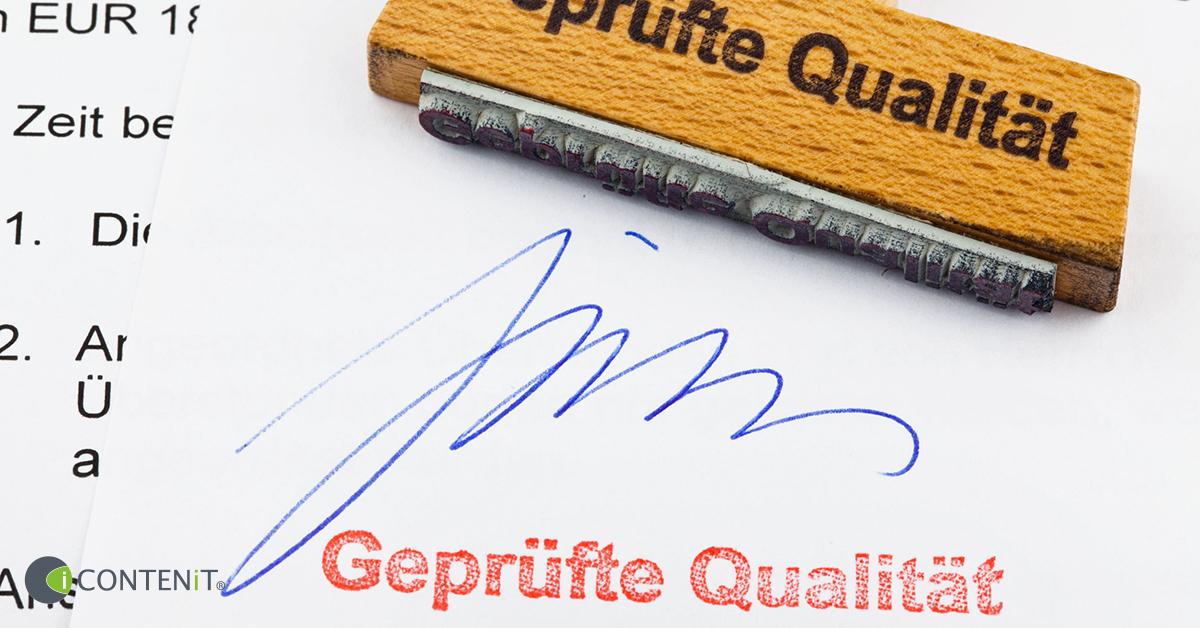 Von Arbeitsschutz bis Qualitätsmanagement: alles clever organisiert