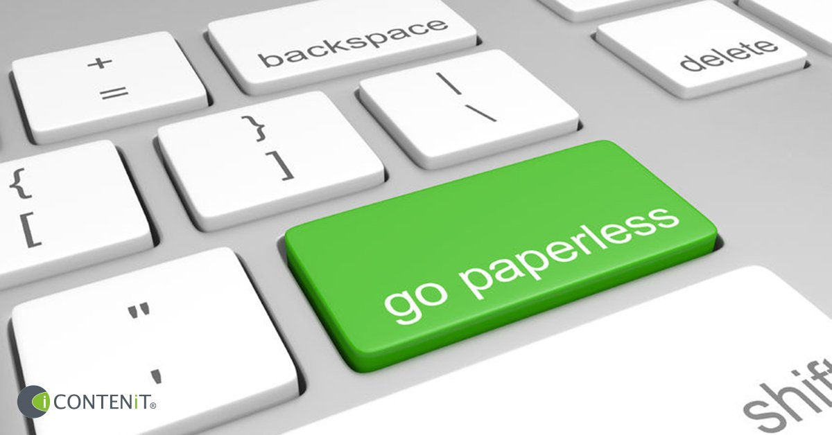 Das papierlose Büro: Digitalisierung meistern